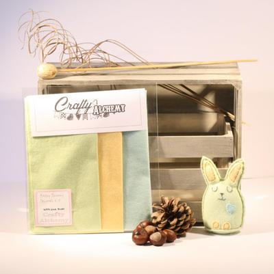 Baby Bunny Felt Sewing Kit