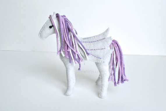 Stuffed Pegasus Pattern