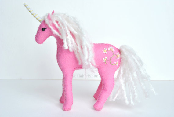 Unicorn Pattern - PDF Sewing Pattern