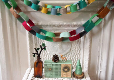 How to Make a No-Sew Felt Garland