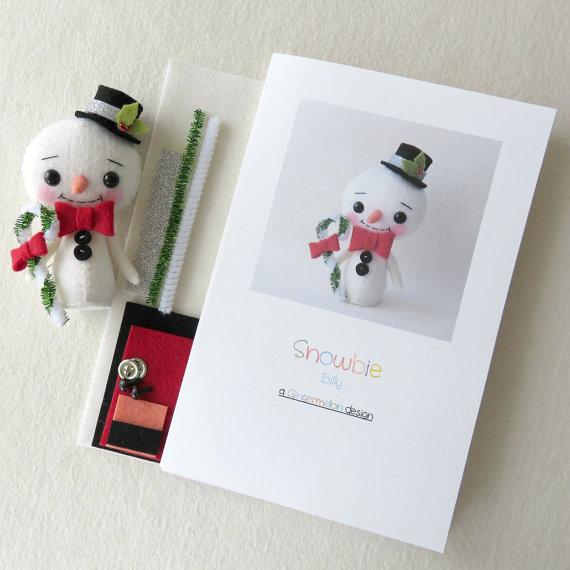 Billy - Snowbie Kit de patrón