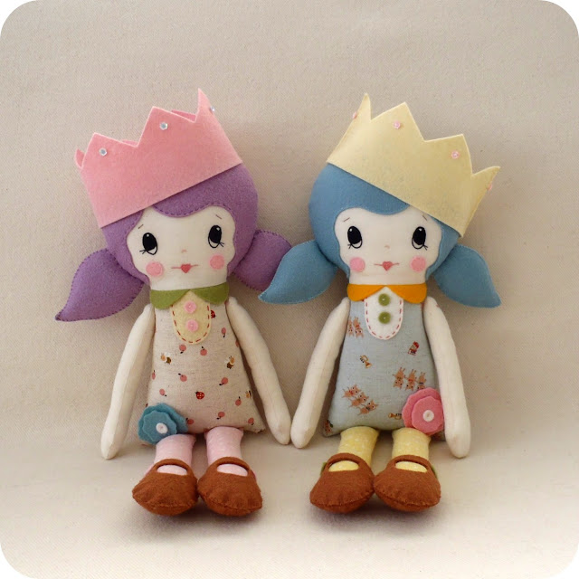 Doll Pattern for you to Download