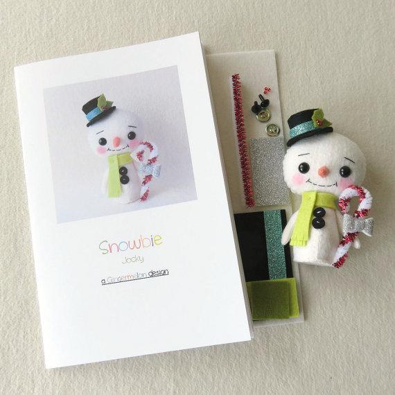 Jocky - Snowbie patrón Kit