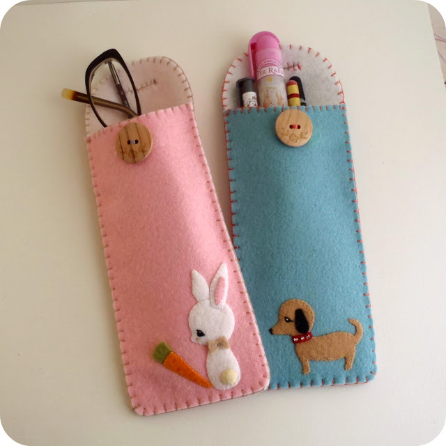 Pencil/Glasses Case Pattern