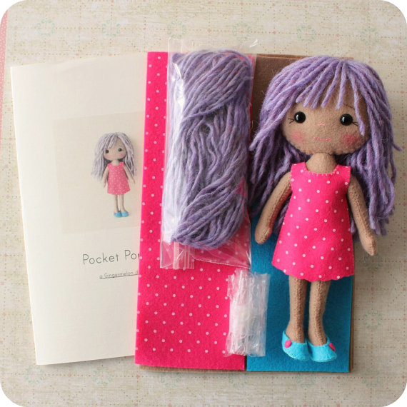Pocket Doll Imogen Kit