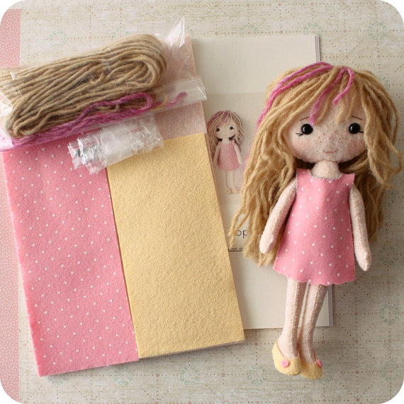 Pocket Doll Tinsley Kit