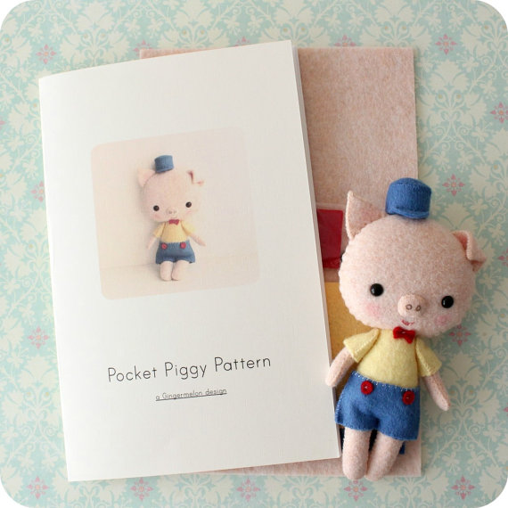 Pocket Piggy Kit