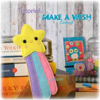 Make a Wish Bookmark