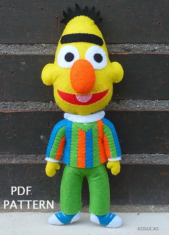 Golpeteo PDF para hacer a Ernie (Blas).