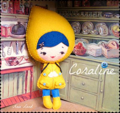 PDF. Muñeca Coraline
