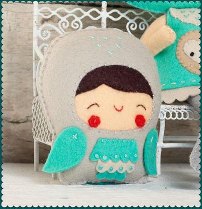 PDF. Owl child.
