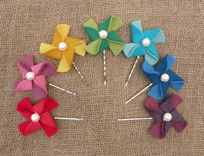 Playful Pinwheels Tutorial