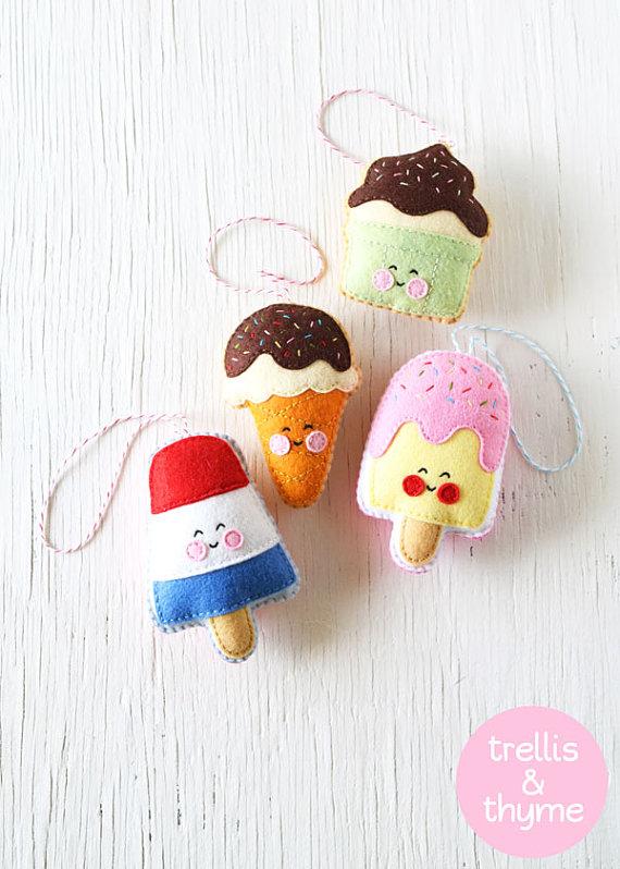 Ice Cream Shop colección