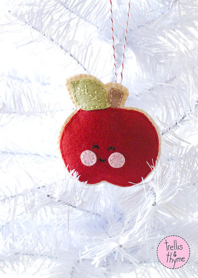 PDF Pattern - Little Apple Sewing Pattern