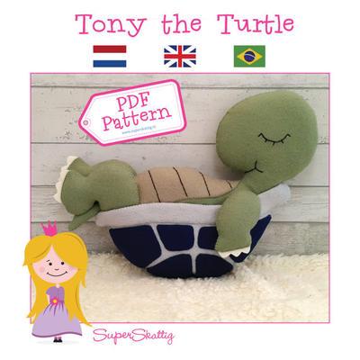 PDF modelo Tony la tortuga