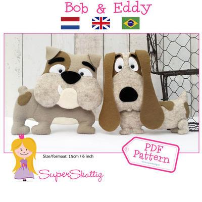 PDF pattern Bob & Eddy