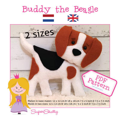 PDF Pattern Buddy the Beagle