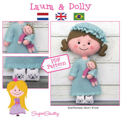 PDF pattern Laura & Dolly