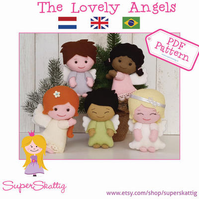 PDF pattern The Lovely Angels