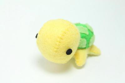 PDF Pattern - Felt Turtle Plush